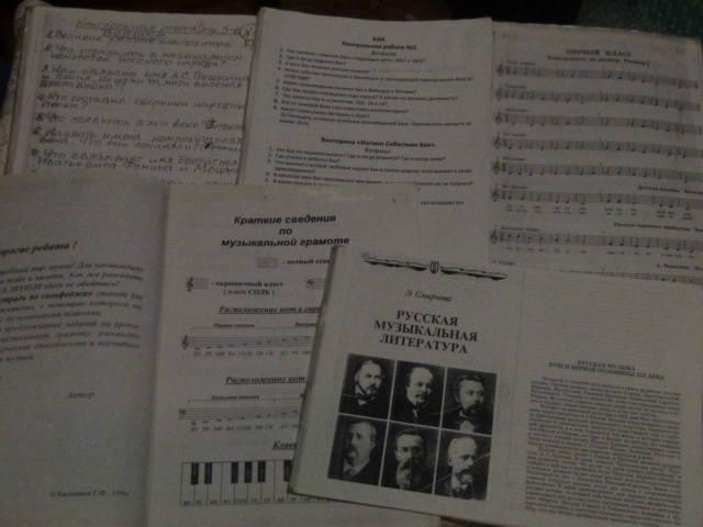 гдз по музыкальной литературе калинина тесты выпуск 3