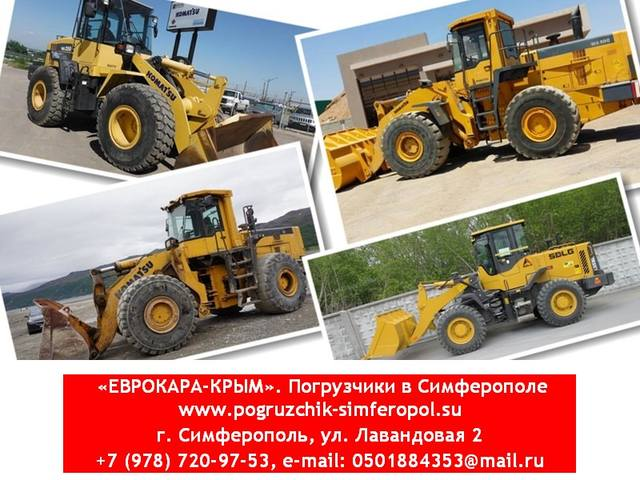Крым погрузчик Симферополь 18018033_m