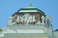 Купол Нового Хофбурга. Фото Морошкина В.В.