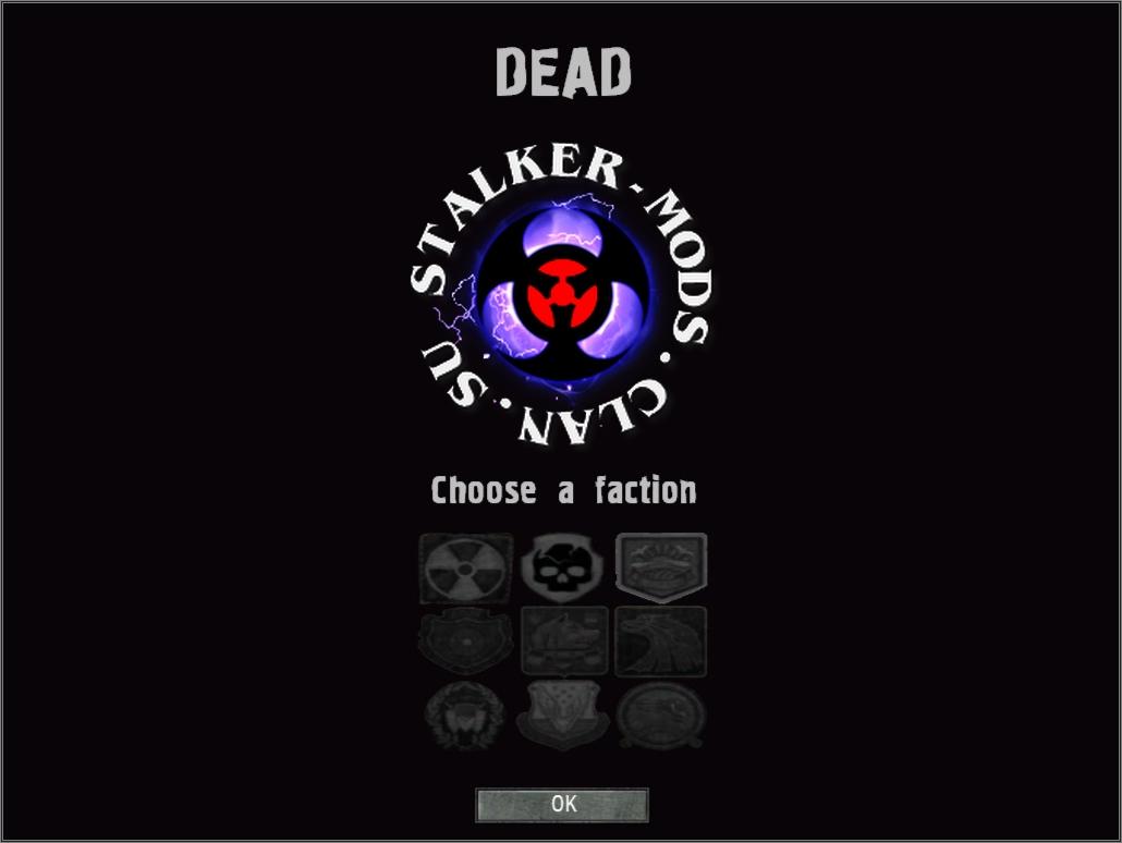 Azazel Faction Menu 1.1