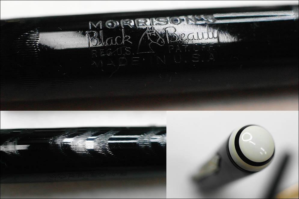 Morrison. The Patriot. Black beauty. Lenskiy.org