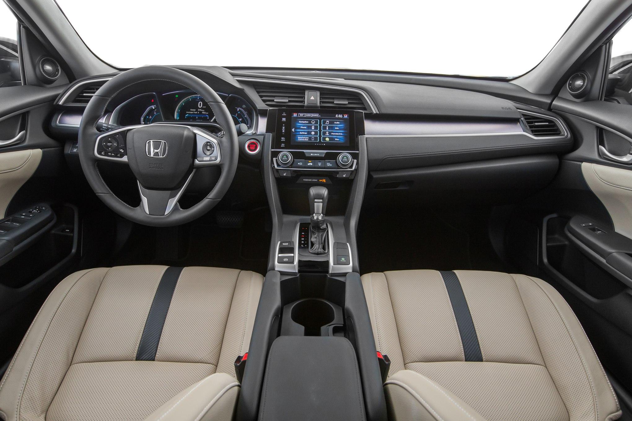 Продажи обновленного Honda Civic стартовали в Японии | Изображение 1