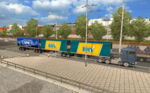 Truck traffic pack & double/triple trailers