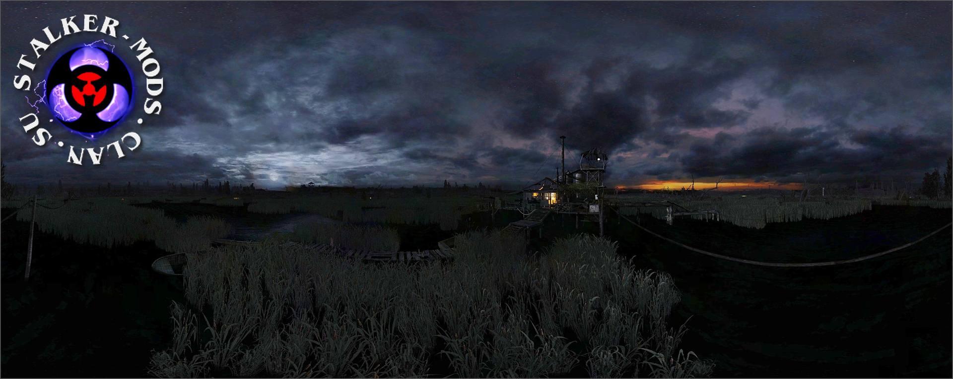 AtmosFear v1.3 for Clear Sky