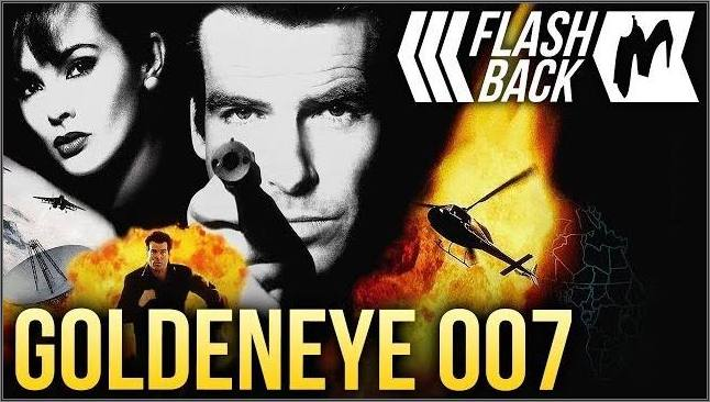 Flashback GoldenEye 007 (1997)