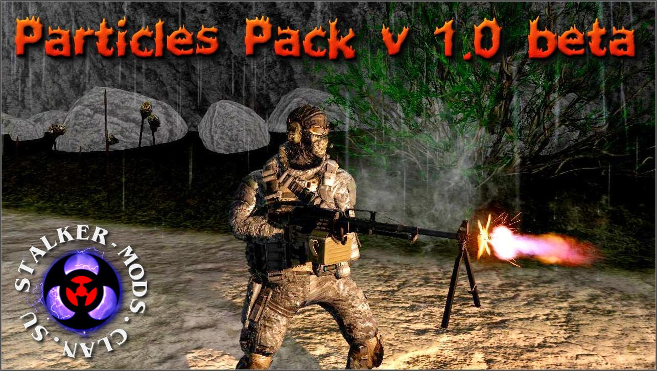 Particles Pack v 1.0 beta