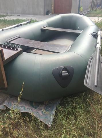 Тюнинг лодки Барк-310