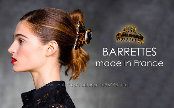 Заколки для волос франция barrettes