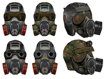 Faction Helmets 1.0.2
