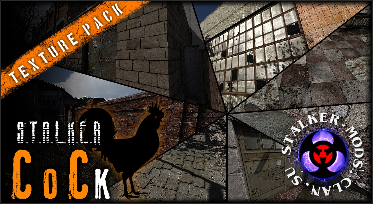CoCk Texture Pack 1.6.5