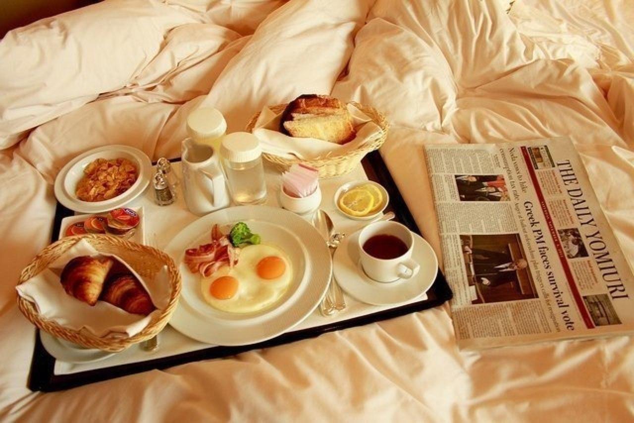 Как сделать ей приятное по утру