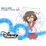 Disney Channel Wand Bumper spoof from THHA22M - Misao Kusakabe