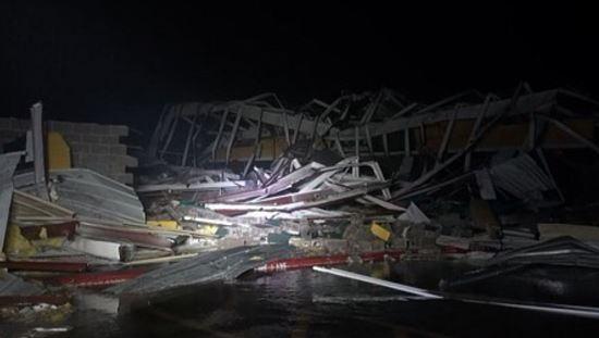 Репортаж из соцсетей: ураган в Техасе стал самым мощным за последние 12 лет   Изображение 3