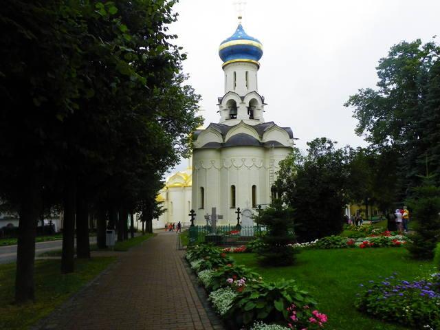 Свято-Троицкая Сергиева Лавра - Сергиев Посад