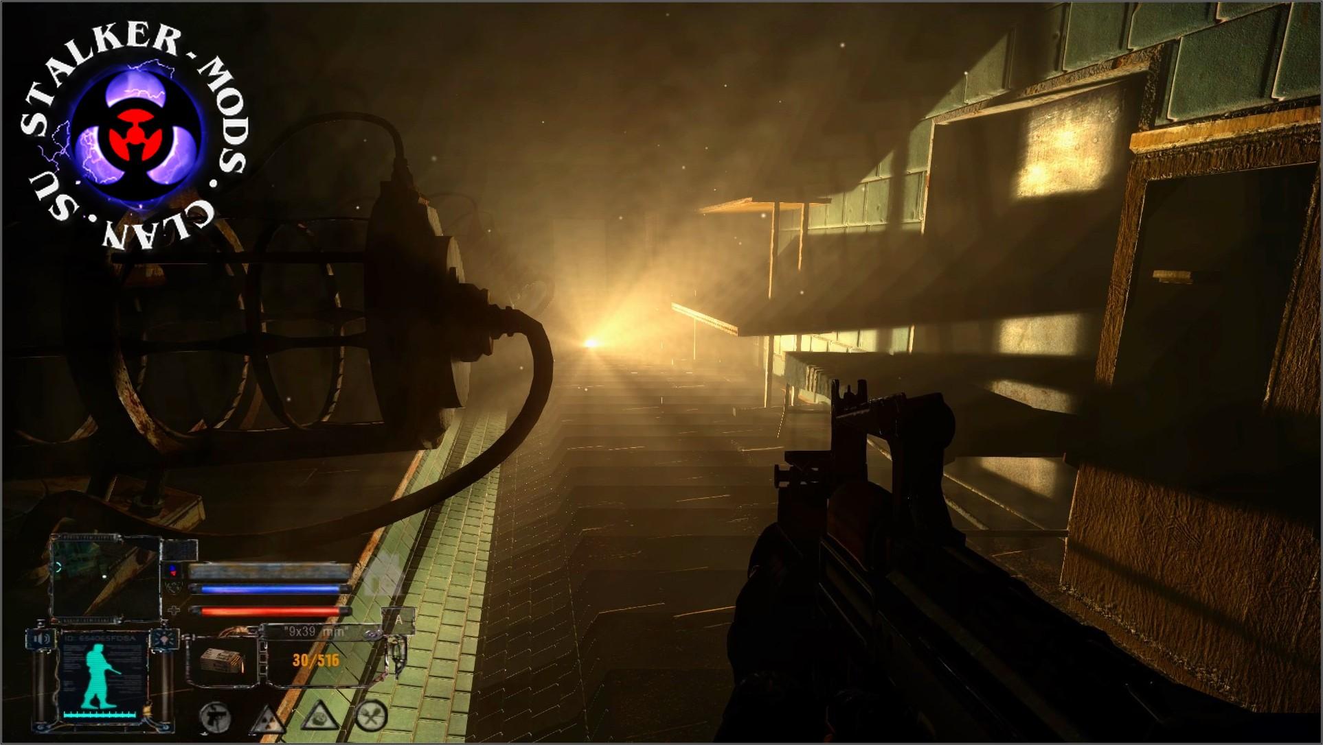Stalker CS Last Fallout Overhaul
