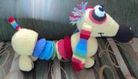 Хвастушки крючковых игрушек -9 18470682_s