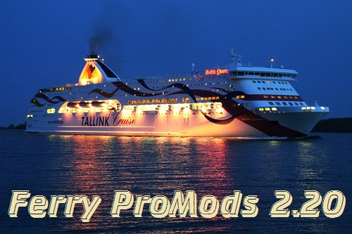 New ferry ProMods 2.20