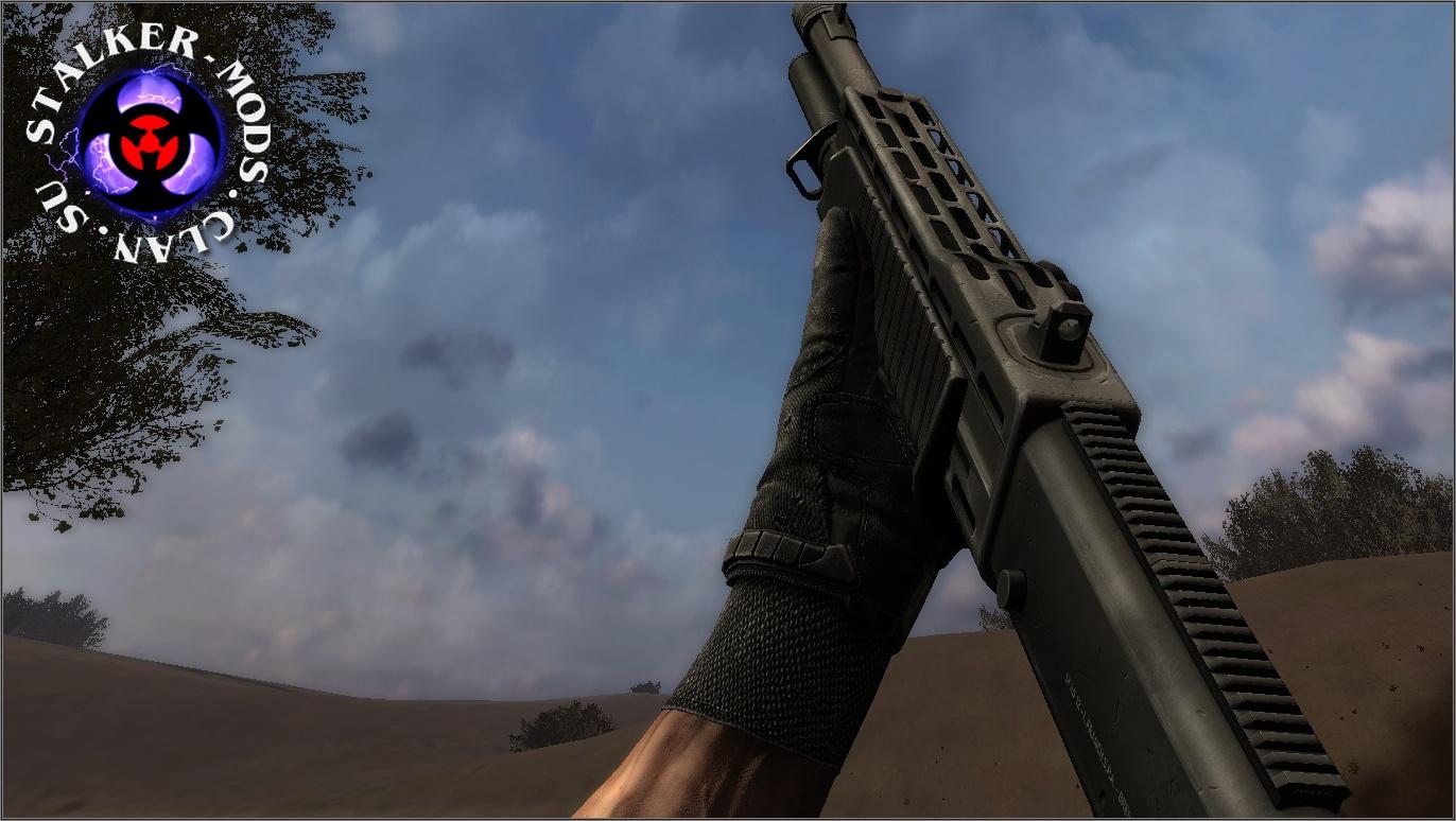 Spas-12 из Contract Wars