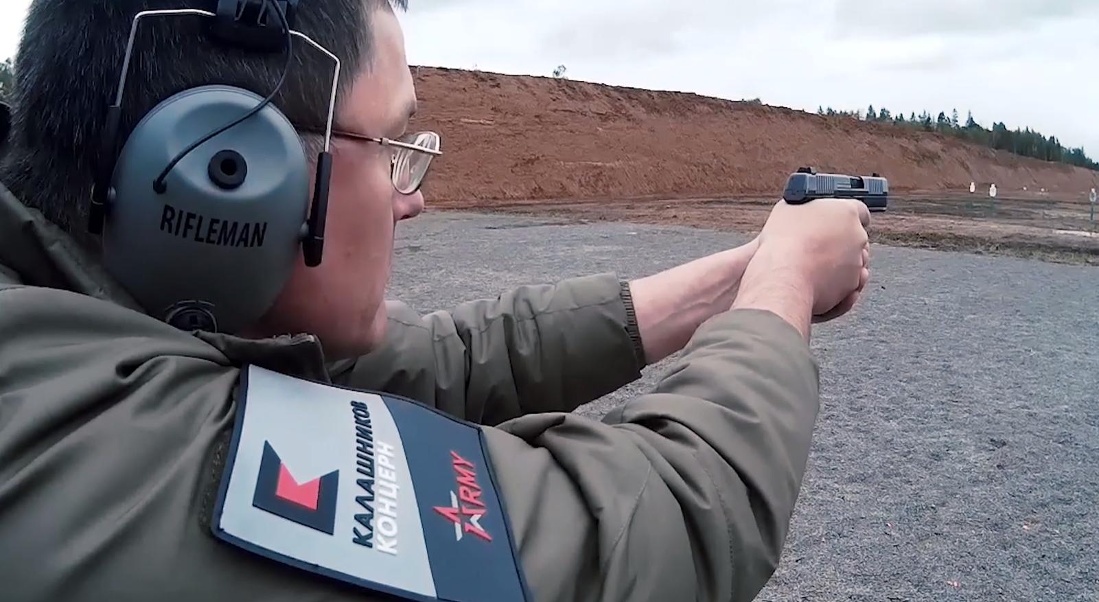 «Калашников» нашел замену легендарному пистолету «Макарова»   Изображение 1