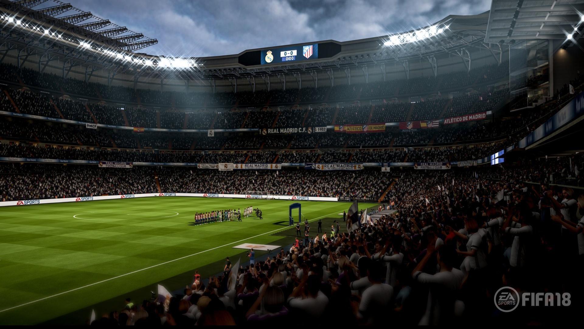 Опубликованы системные требования FIFA 18