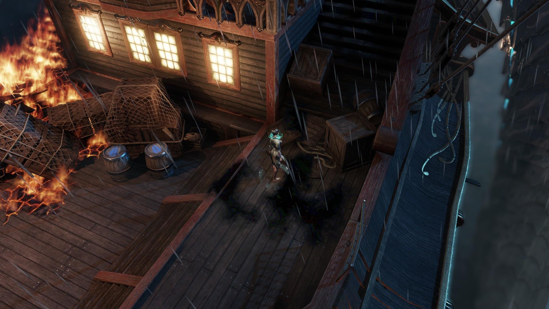 Свежий трейлер Divinity: Original Sin 2 обозревает боевую систему игры