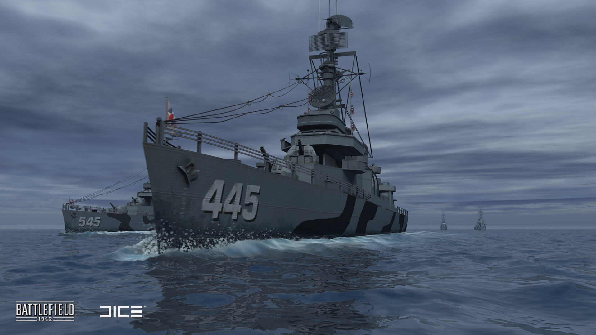 Battlefield 1942 получила полноценный визуальный ремастер