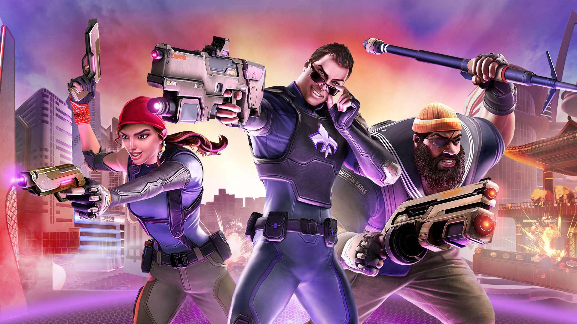 Теперь все игроки смогут сыграть за Джонни Гэта в Agents of Mayhem