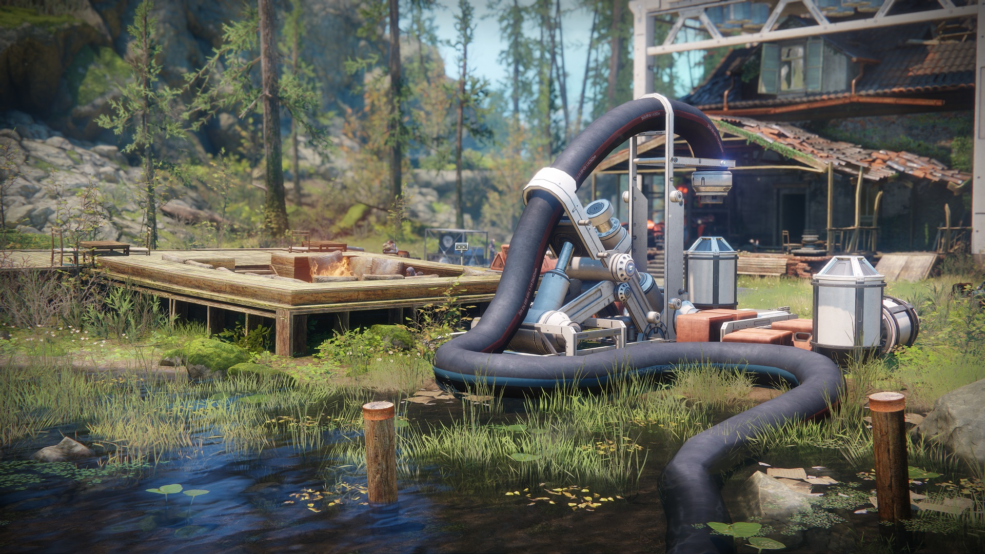 Обзор Destiny 2 — идеальный сиквел!