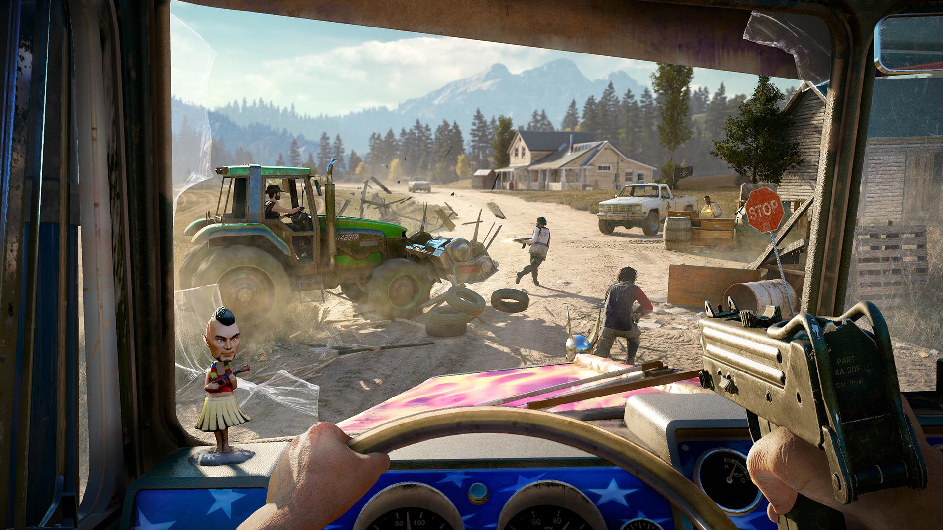 Посетители выставки EGX 2017 смогут поиграть в Assassin's Creed: Origins и Far Cry 5 на Xbox One X