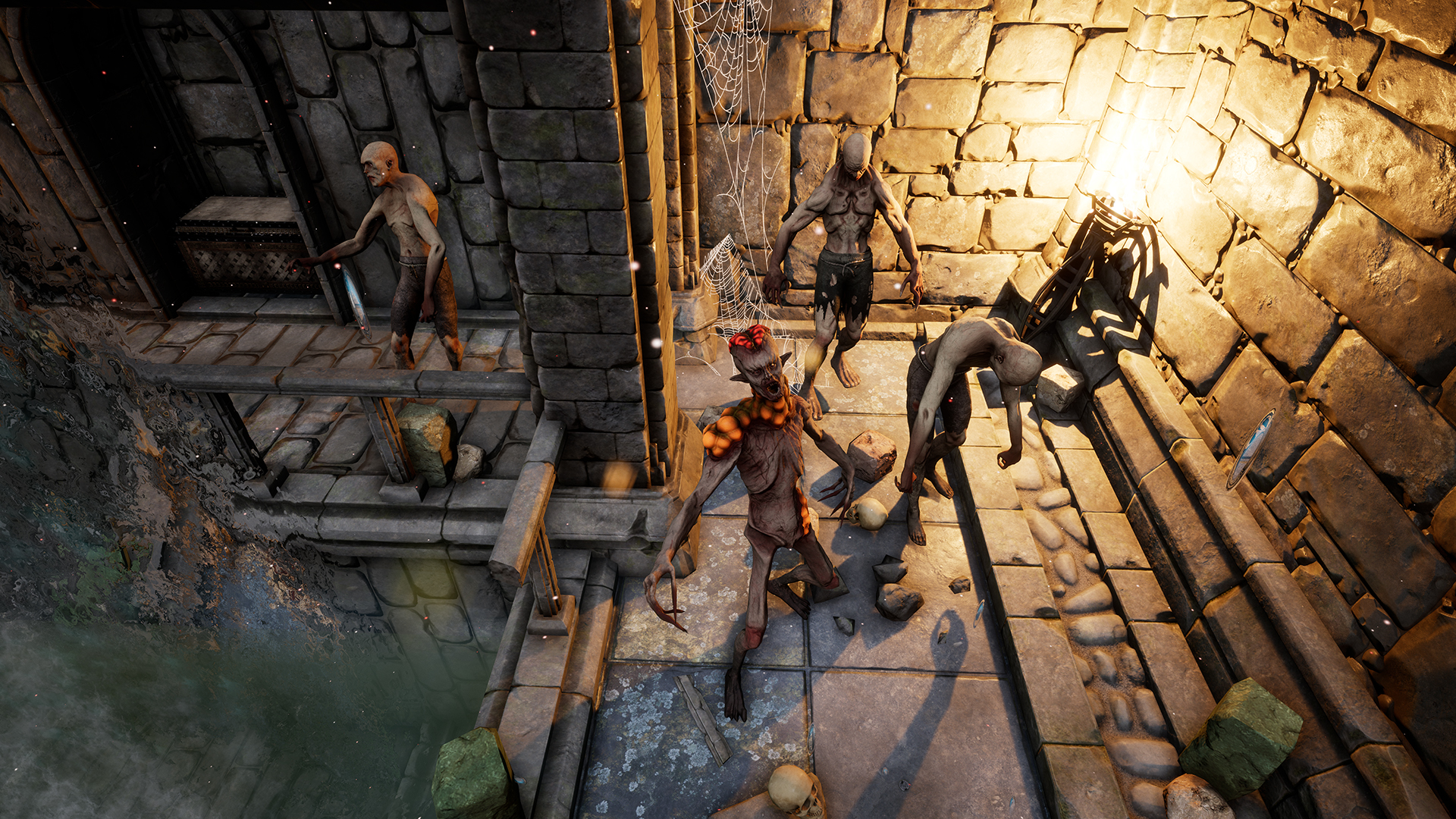 Мрачная roguelite/RPG Enoch: Undergound бросит вызов вашим умениям в ноябре 2017 года