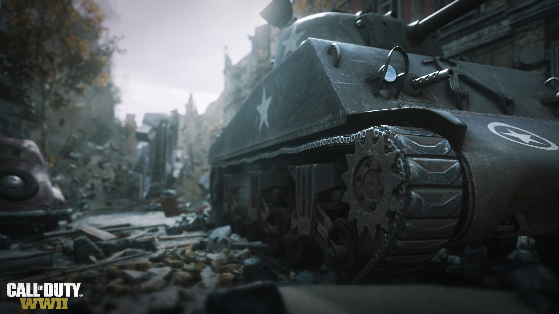 Открытый бета-тест Call of Duty: WWII пройдет на PC в конце сентября