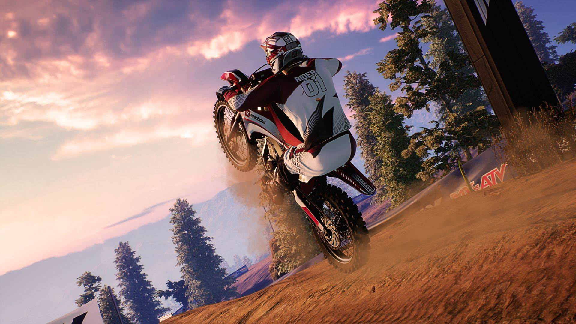 THQ Nordic представила первые подробности и скриншоты MX vs ATV All Out