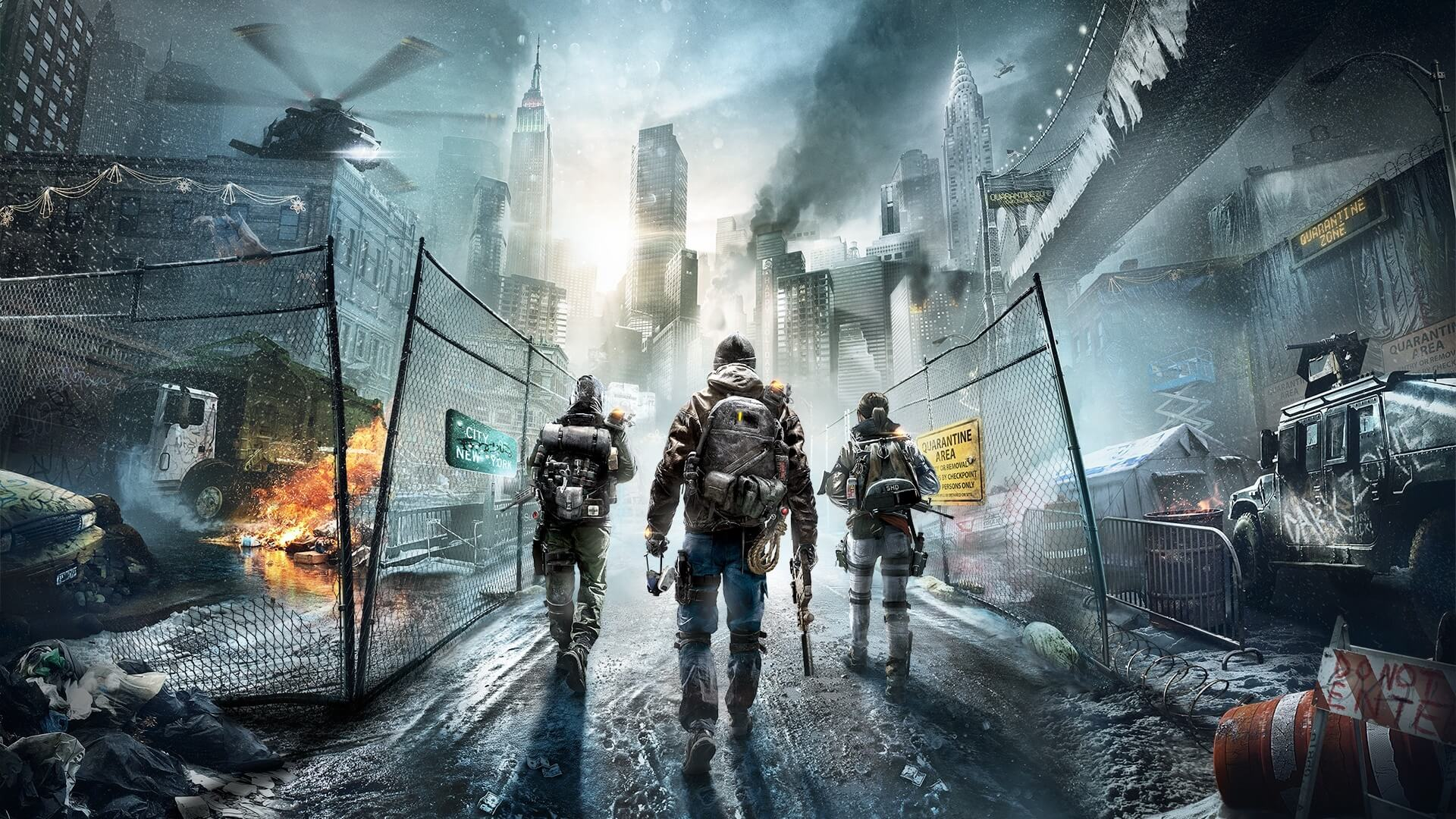 Скидки на выходных в Steam — сэкономьте на The Division, Dishonored, Dark Souls 2 и на других играх