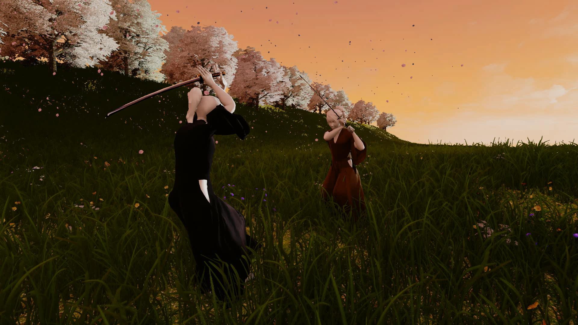 Анонсирован Hatashiai — реалистичный самурайский файтинг на Unreal Engine 4