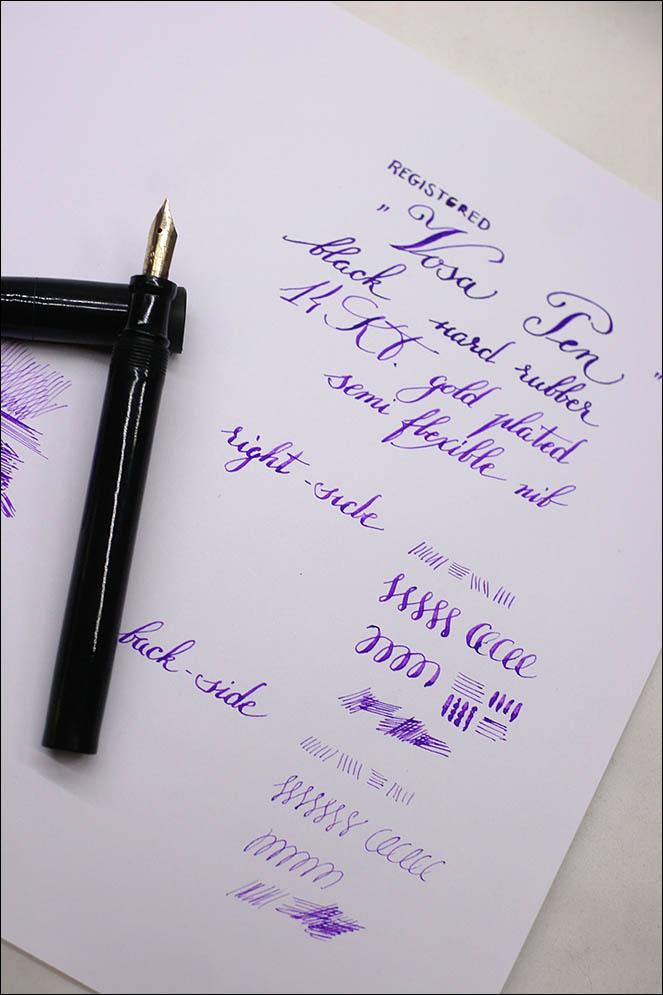 registered Vosa Pen