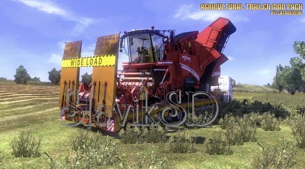 Agricultural Mod Pack
