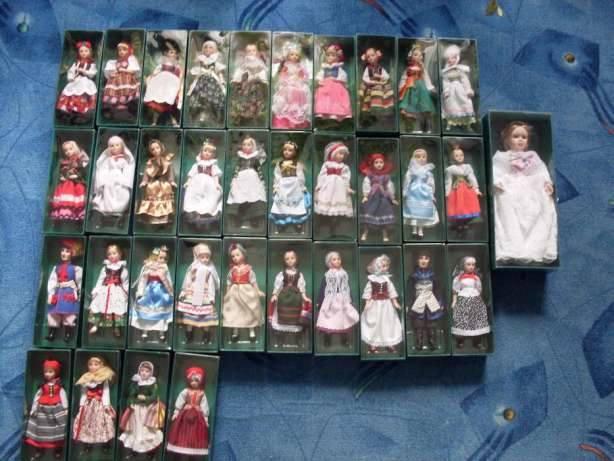 Продам новенькие польские куклы в народных костюмах