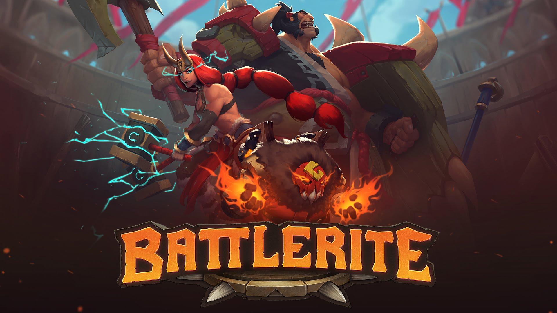 Соревновательный браулер Battlerite выйдет из раннего доступа 8 ноября. Анонсирована бесплатная неделя