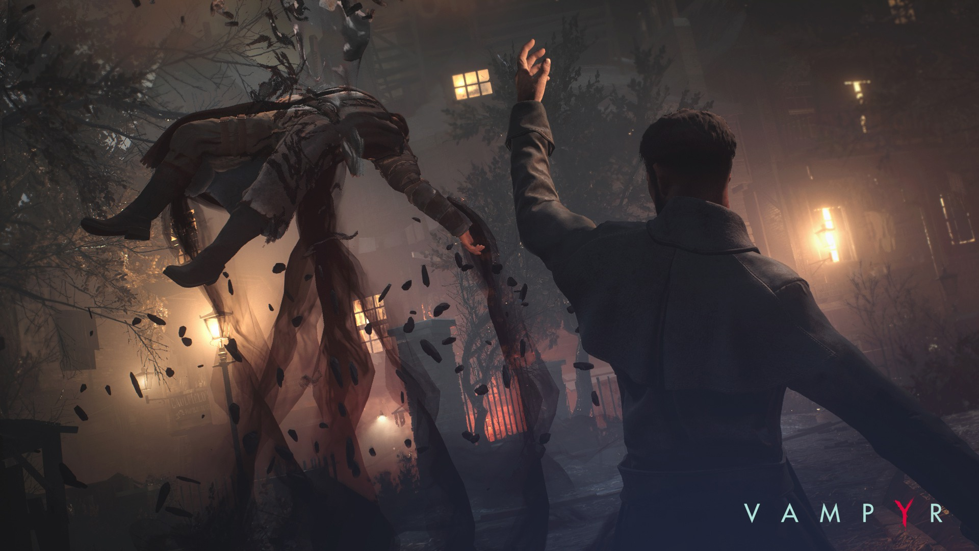 Vampyr от создателей Life is Strange была перенесена на 2018 год