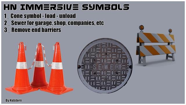 Immersive Symbols