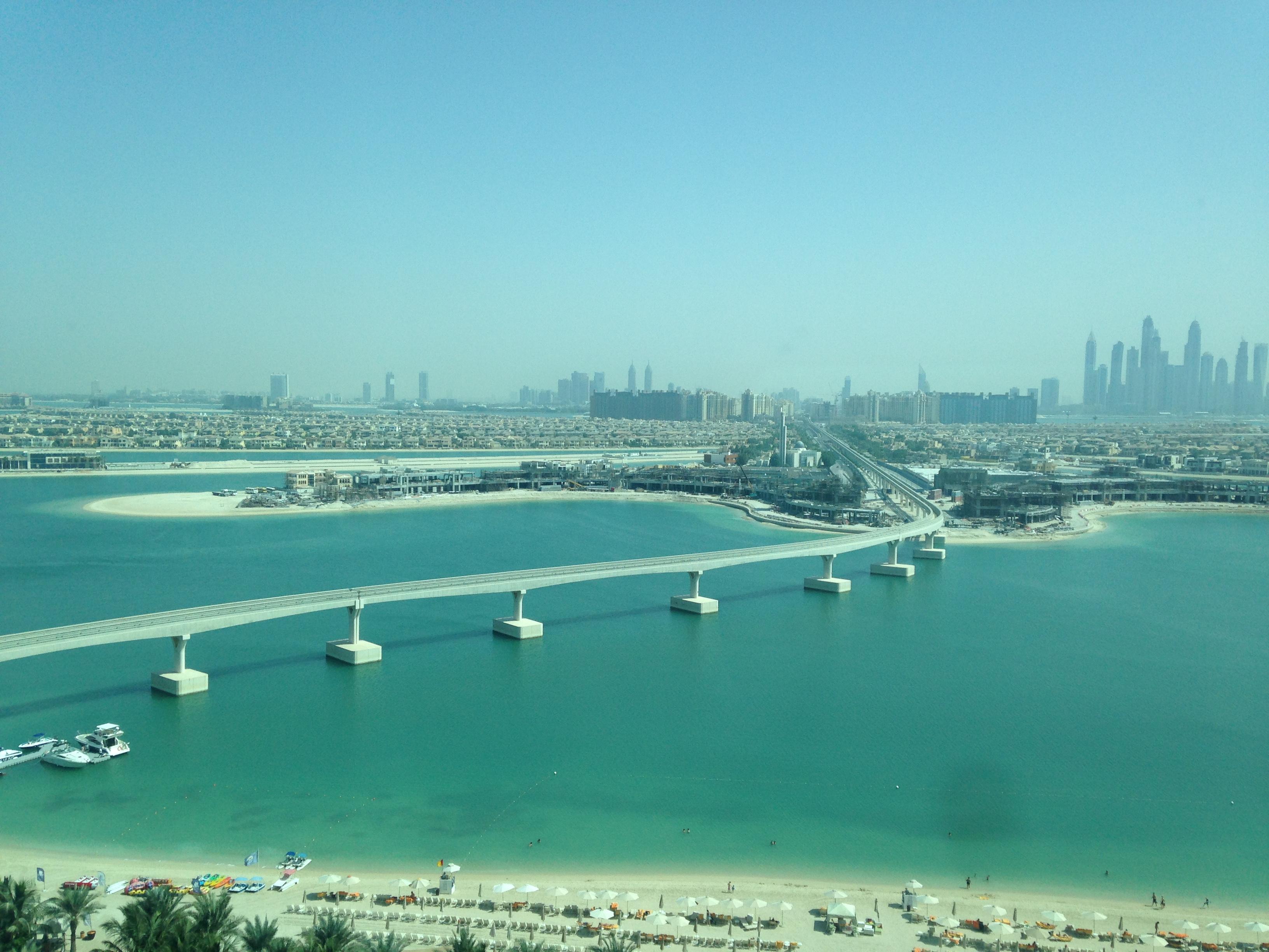 Отчет о рекламном туре в ОАЭ