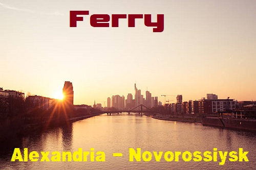 Ferry Egypt - S.Region