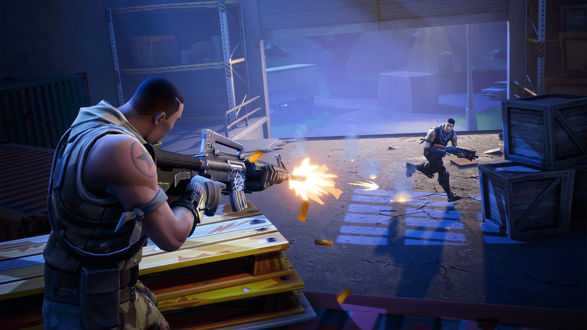 В Fortnite появится новый режим Horde Mode