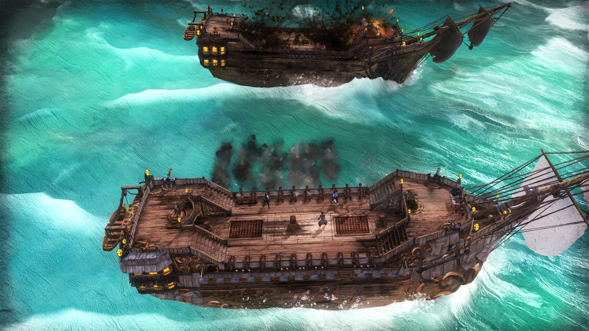 Новый трейлер Abandon Ship показал опасность и вознаграждения морских исследований
