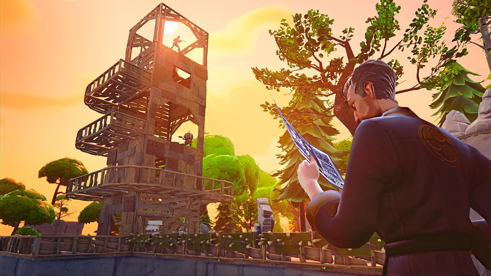 В Fortnite играют более 7 миллионов человек