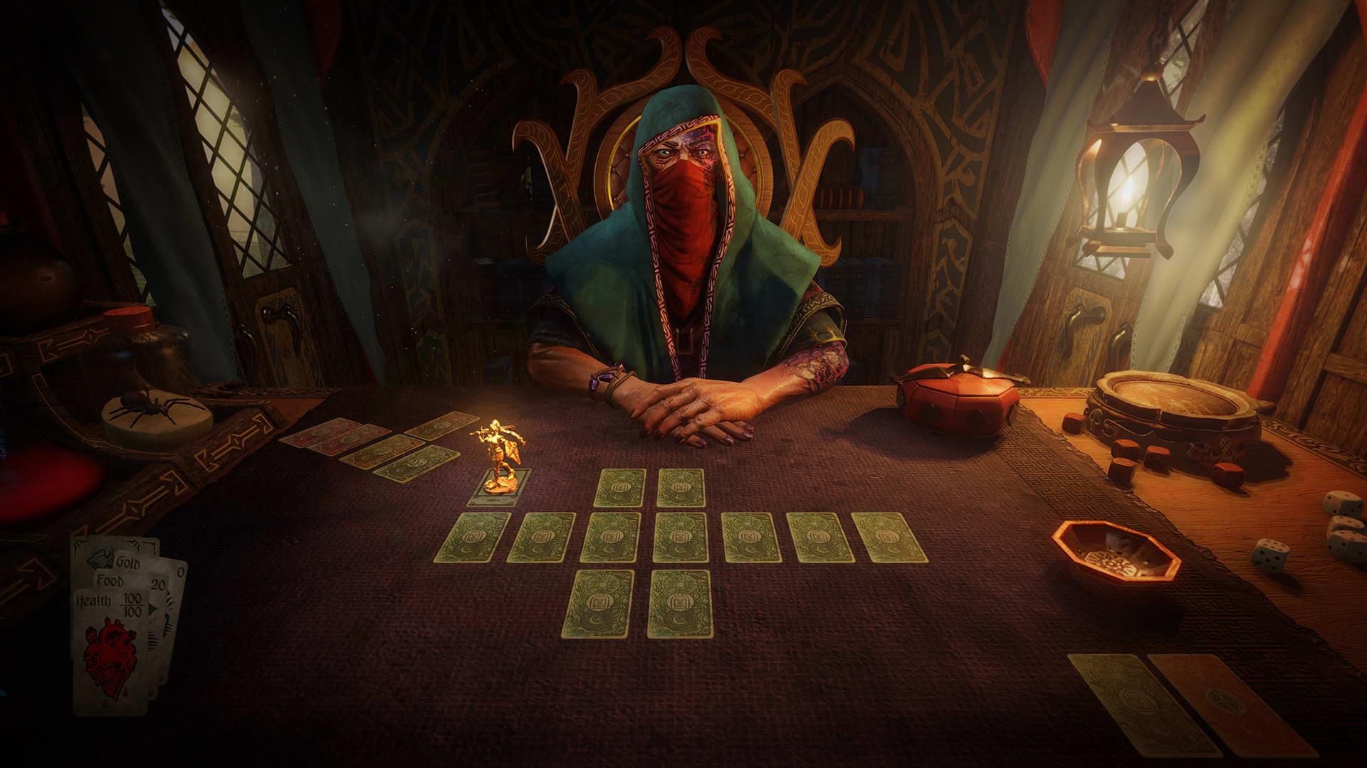Раскрыта дата выхода Hand of Fate 2