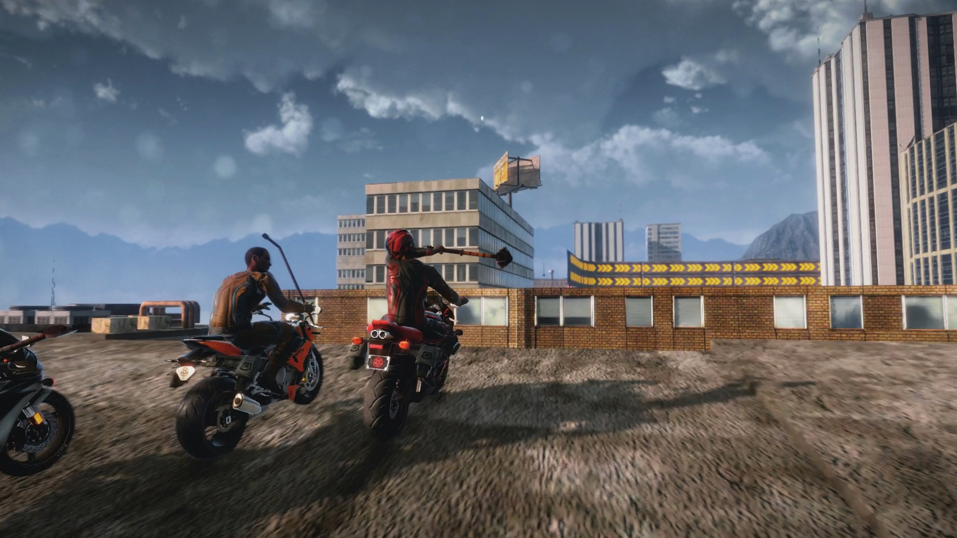 Road Redemption вышла из раннего доступа Steam, получив смешанные оценки от критиков