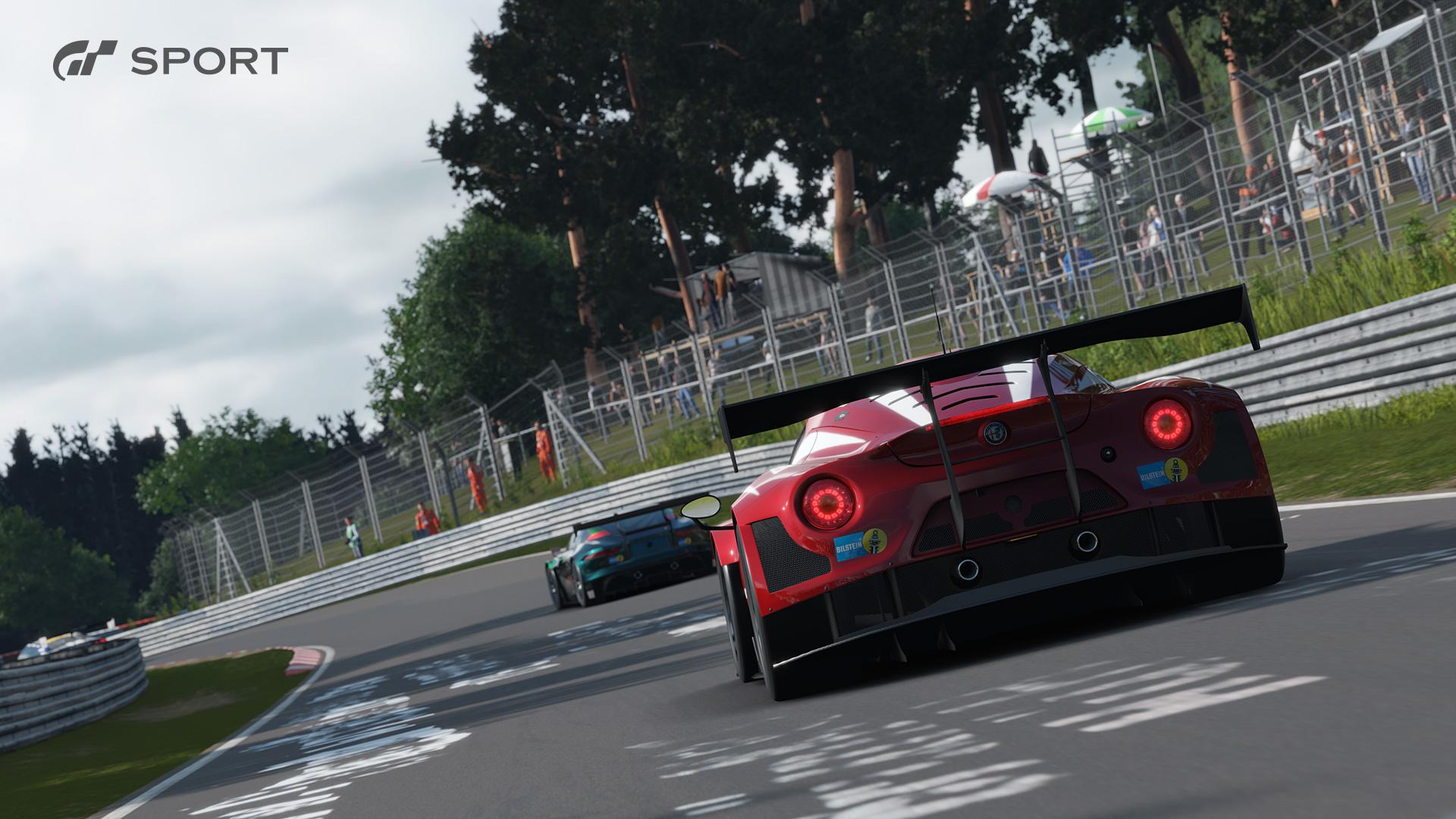 Вышли два захватывающих трейлера Gran Turismo Sport, демонстрирующие автомобили