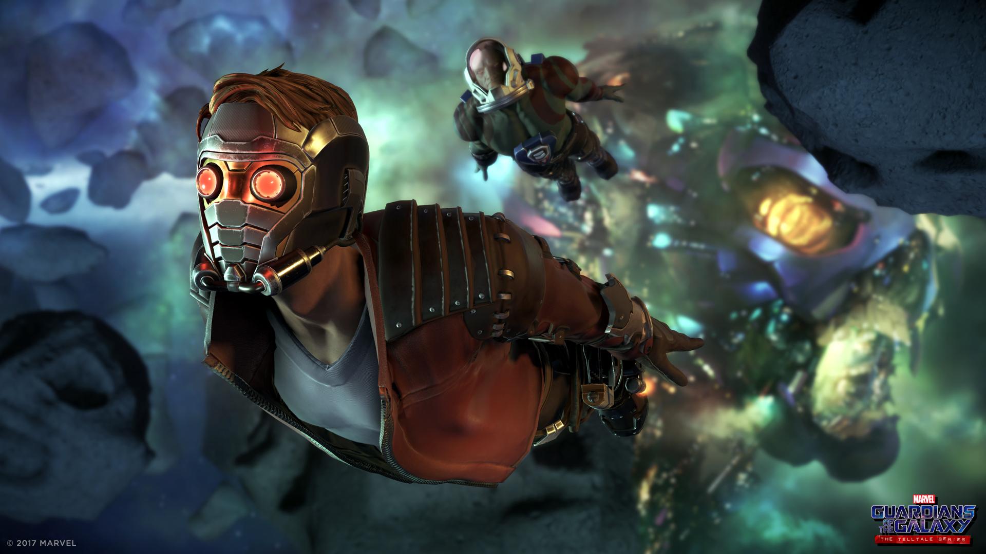 4 эпизод Guardians of the Galaxy: The Telltale Series выйдет на следующей неделе