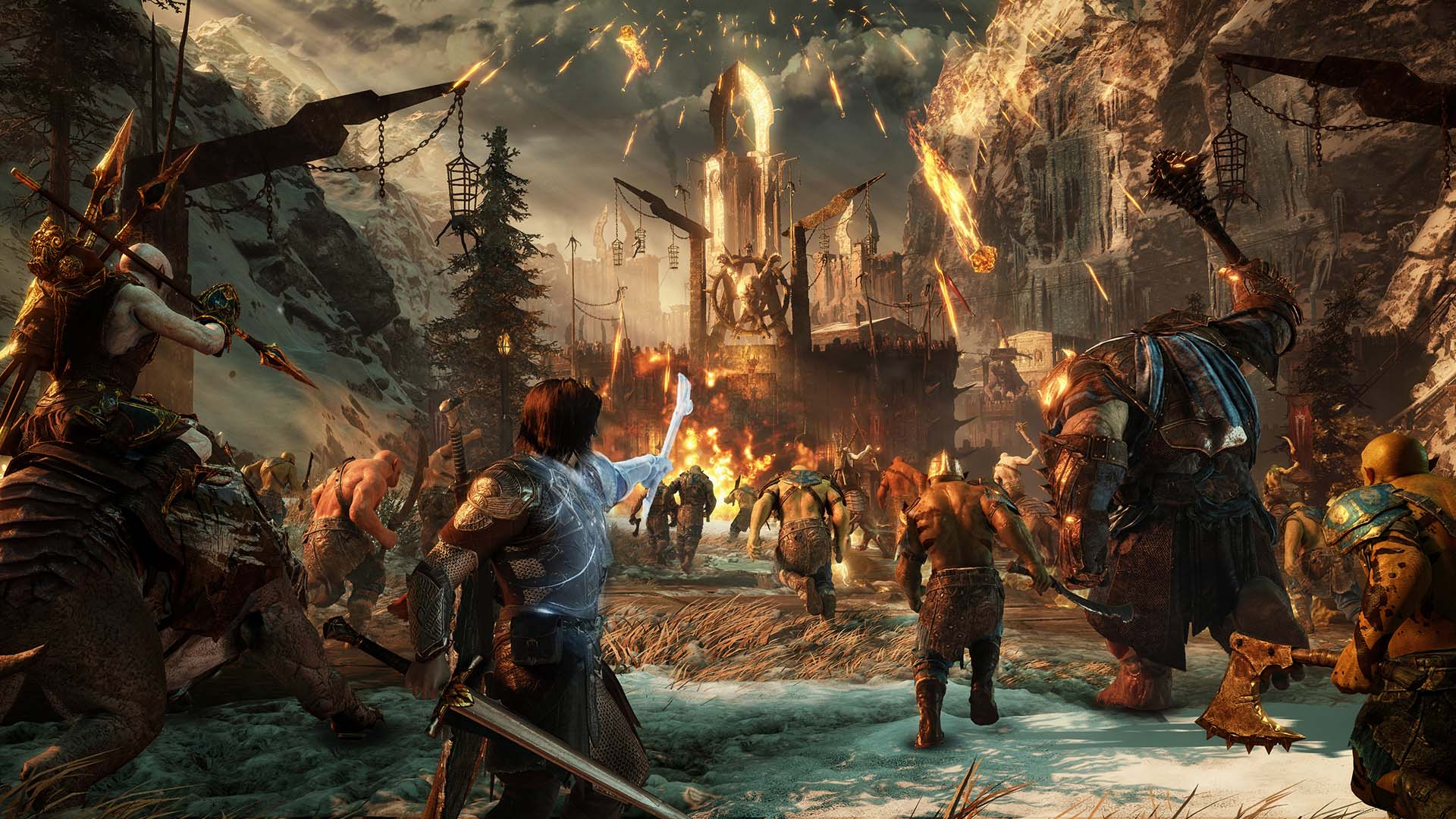 Первые оценки Middle-earth: Shadow of War — критики оказались довольны